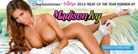 2014 Twistys Treat of the Year runner-up